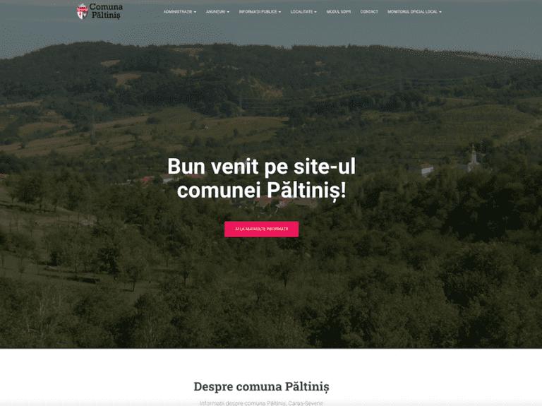 comuna-paltinis.eu