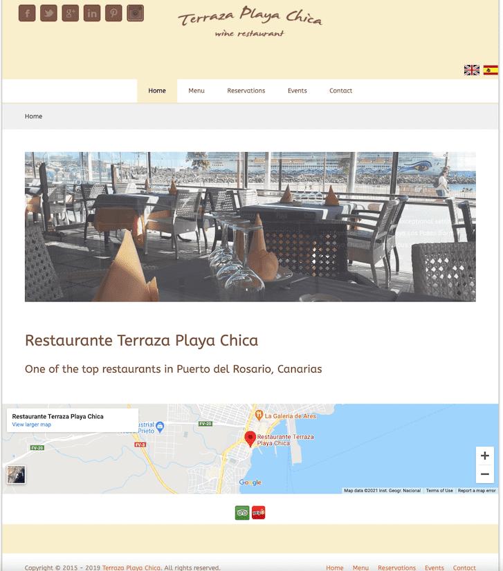 terrazaplayachica.com